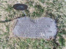 Sgt Swan Erick Anderson