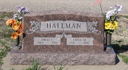 Frederick Carl Hallman