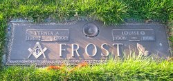 Verner A. Frosty Frost