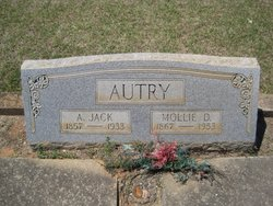 Andrew Jackson Jack Autry