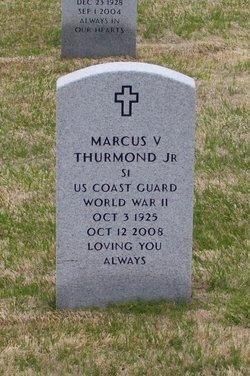 Marcus Vernon Thurmond, Jr