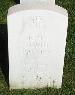 John David Ballew