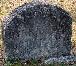 Myrna Joy Harvell