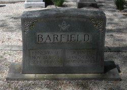 Minerva J. <i>Honea</i> Barfield