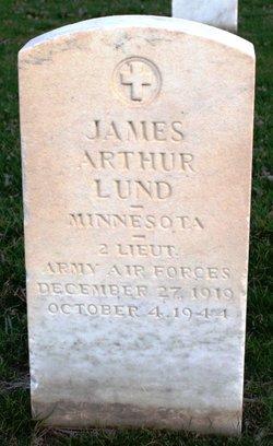 James Arthur Lund