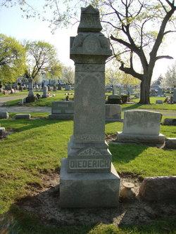Rev Charles William Diederich