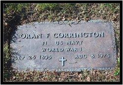 Oran F. Corrington