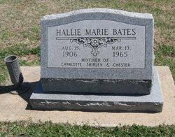 Hallie Marie <i>Fry</i> Bates
