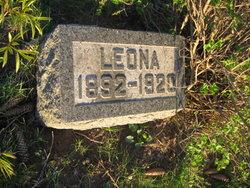 Leona Anna <i>Brown</i> Randall
