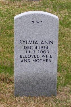 Sylvia Ann <i>Newton</i> Brookshire