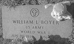 William L Willie Boyer