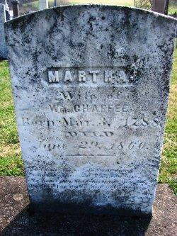 Martha <i>Bowen</i> Chaffee