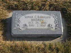 Sophia Carolina <i>Bjorklund</i> Anderson