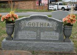 Lillie Agnes <i>McNamar</i> Gothia