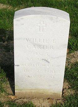 Willie E Carter
