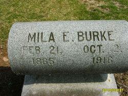 Mila E <i>Gast</i> Burke