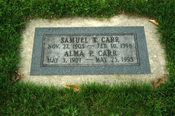 Alma Phillipina <i>Gaus</i> Carr