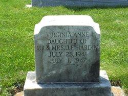 Virginia Ann Hardin