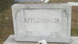 Bertha Afflerbach