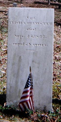 Capt Elisha Brewster