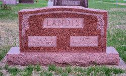 Leta Ethel <i>Smith</i> Landis