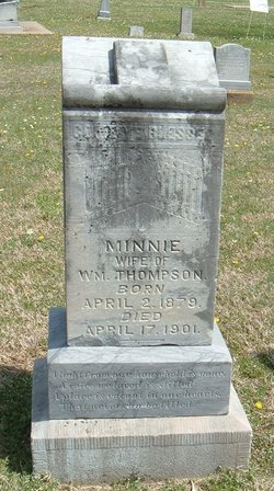 Minnie Thompson
