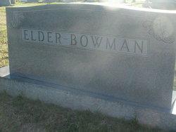 Early Lee Bowman
