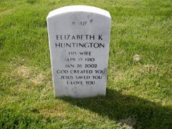 Elizabeth K Huntington