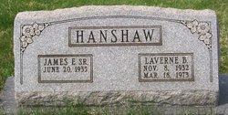 Laverne B. Hanshaw