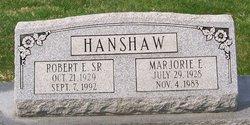 Marjorie E. Hanshaw