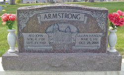 Ned John Armstrong