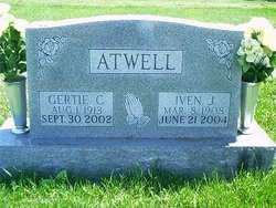 Gertie Coy <i>Phelps</i> Atwell