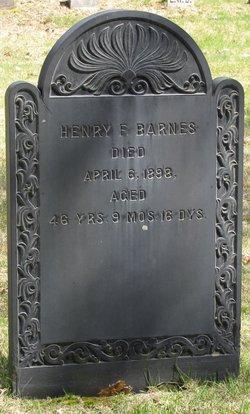Henry F. Barnes