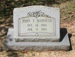 John F Barfield