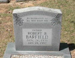 Robert B Barfield