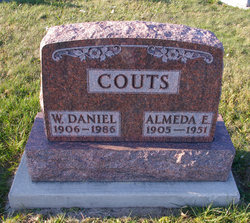 Almeda Elizabeth <i>Bennet</i> Couts