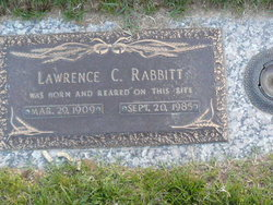 Lawrence Rabbitt
