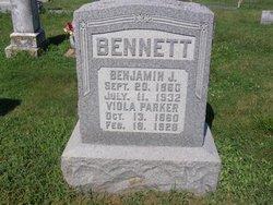 Viola Penelope <i>Parker</i> Bennett