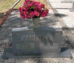 Jimmie M Barfield