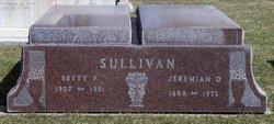 Betty F. Sullivan