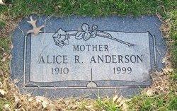 Alice Rice <i>Heath</i> Anderson