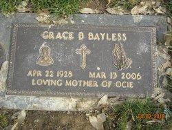 Grace B. <i>Gaither</i> Bayless