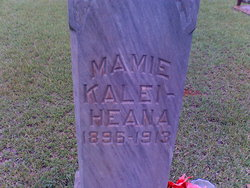 Mamie Kaleiheana Mahu