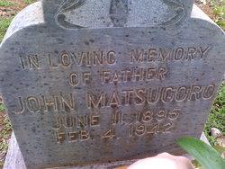 John Matsugoro