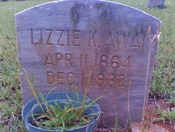 Lizzie K <i>Poepoe</i> Awai