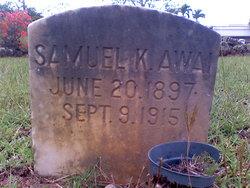 Samuel K Awai
