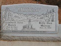 Elizabeth Jane <i>Hatch</i> Murray