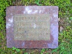 Barbara Ann Zimmerman