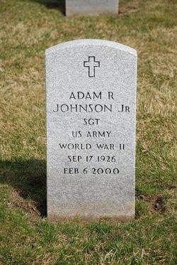 Adam R. Johnson, Jr.