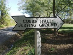 Cobbs Hall Burying Ground
